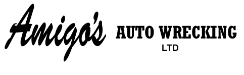 Amigo's Auto Wrecking LTD- Logo